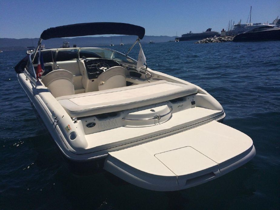 2004 Sea Ray 240 Overnighter Power Boat For Sale - www