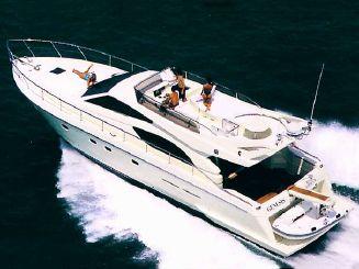 1999 Ferretti Yachts 53