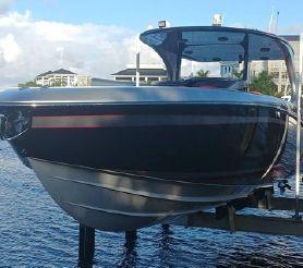 thumbnail photo 1: 2019 Mystic Powerboats M4200