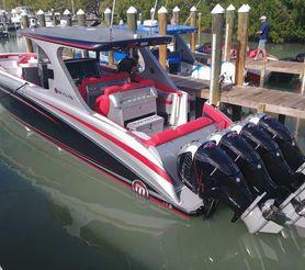 thumbnail photo 2: 2019 Mystic Powerboats M4200