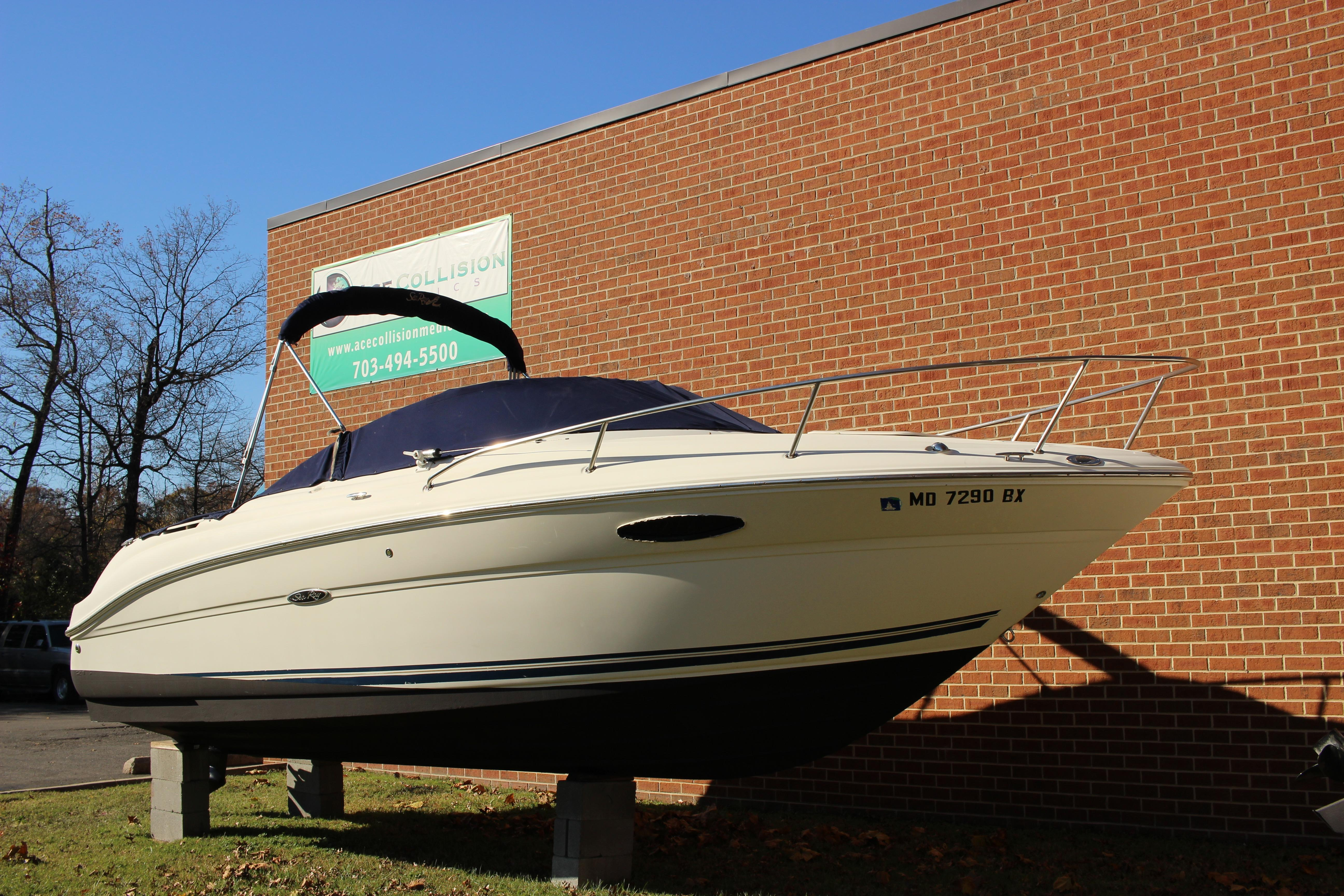Lorton (VA) United States  City new picture : 2007 Sea Ray 215 Weekender Power Boat For Sale www.yachtworld.com