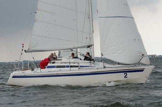 1997 Hanse Yachts Hanse 291