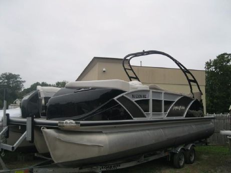 2014 Aqua Patio 250 Express