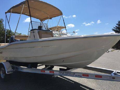 2017 Scout Boats 175 Sportfish