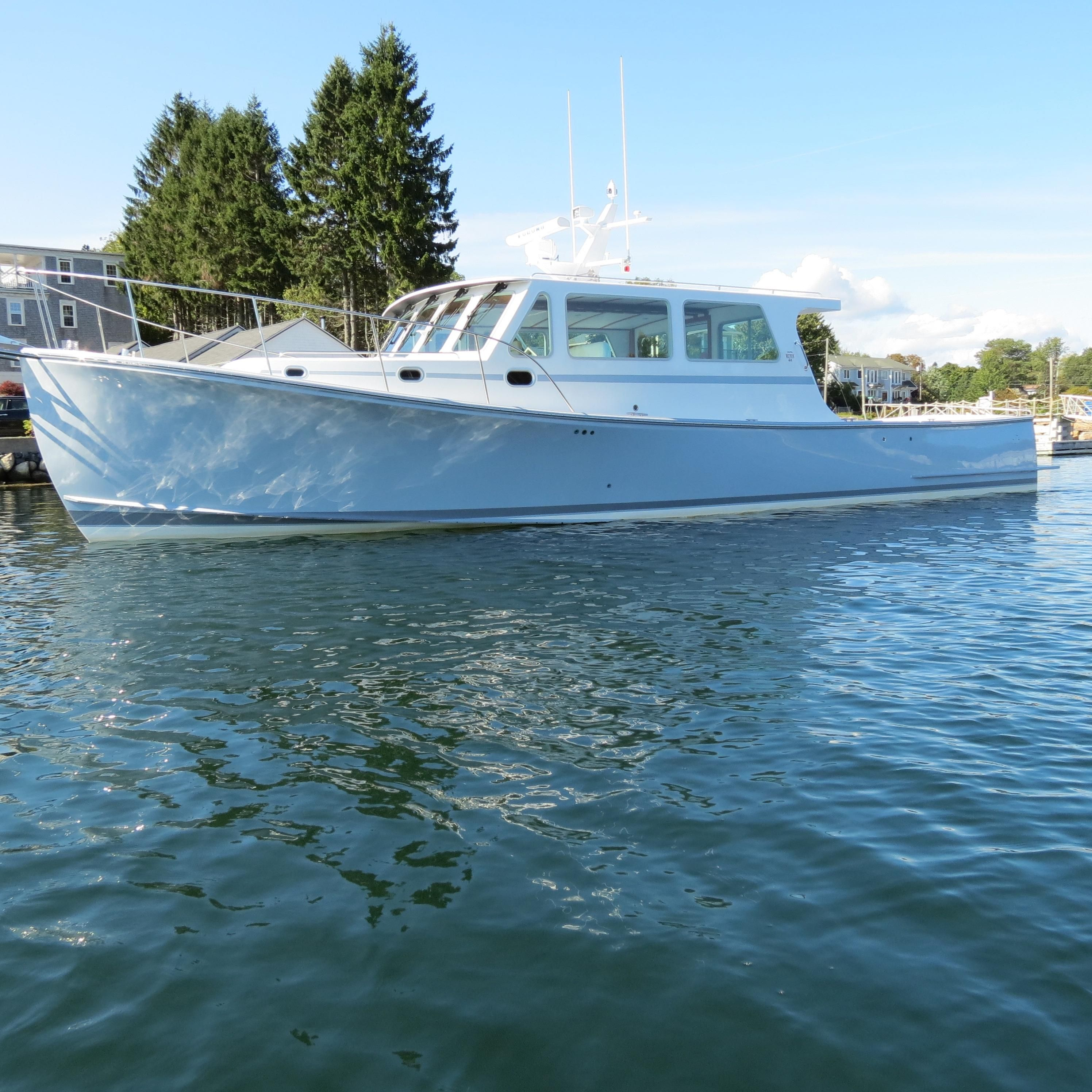 2018 Wesmac Sedan Cruiser Power New And Used Boats For Sale