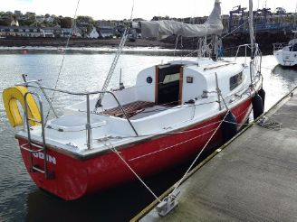 1977 Offshore Yachts 8M