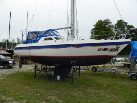 1989 Tanzer 10.5 Motor sailor