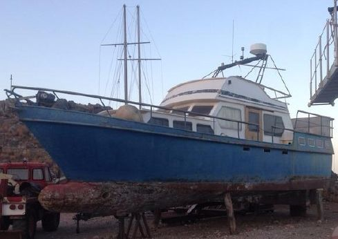 1987 Gruno Royal 39'