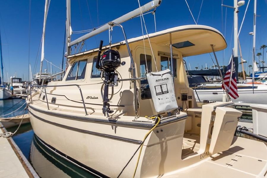 2008 Island Packet 41 SP Cruiser Sailbaot for sale in Long Beach CA