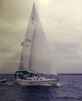 1993 Catalina 34 Tall Rig