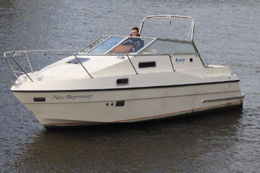 1990 Bounty Capriole 24