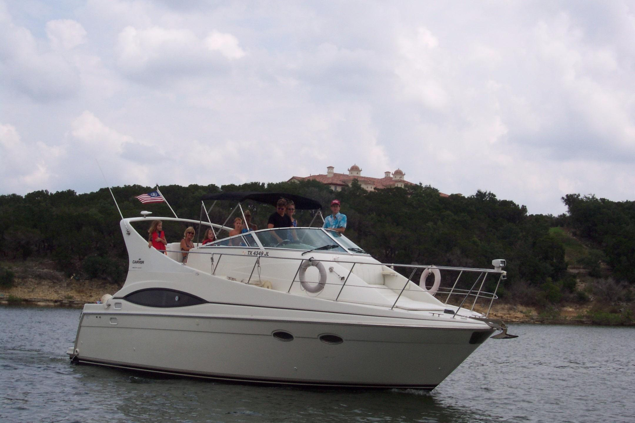 1997 Carver 350 Mariner Power Boat For Sale - www ...