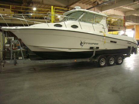 2007 Seaswirl Seaswirl Pilothouse Alaska Package