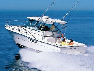 1999 Pursuit 3400 Express