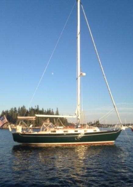 Morris Yachts Ocean Series 38, ME