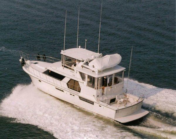 1993 carver 520 aft cabin motor yacht