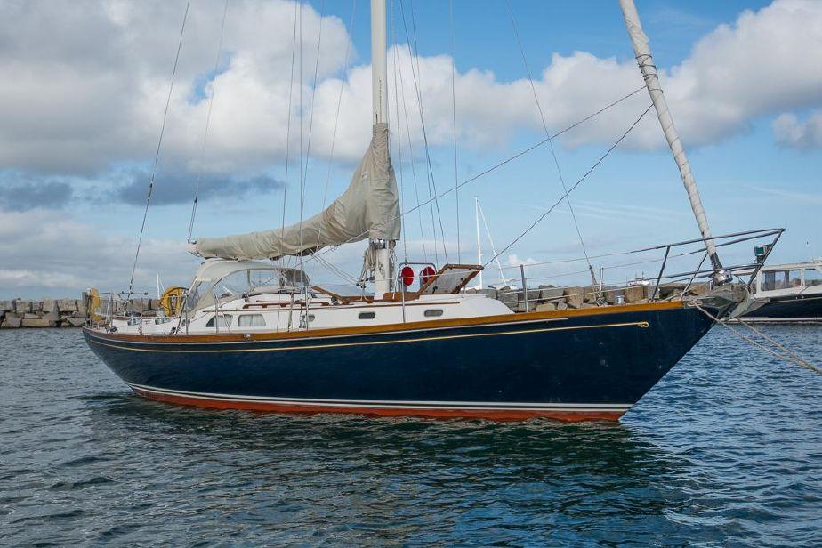 1994 Hinckley Sou'wester 42 Sloop Sail Boat For Sale - www