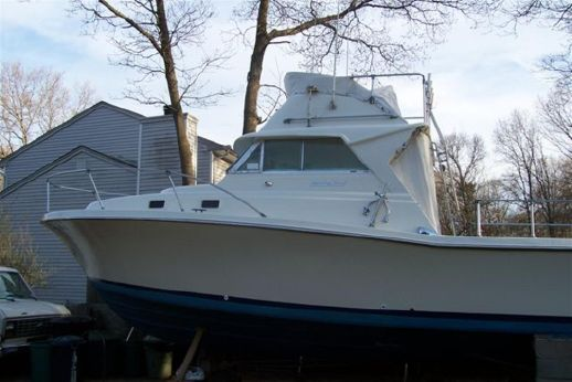 1972 Scotticraft 29 Sportfish