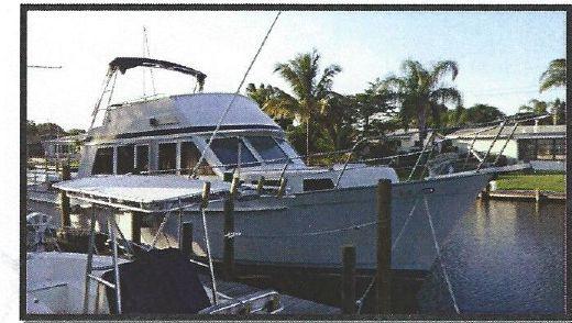 1994 Island Gypsy Aft Cabin