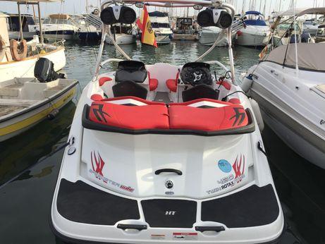 2007 Sea-Doo Sport Boats 430 SPEEDSTER TWIN  WAKEROTAX