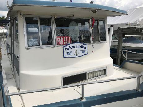 1971 Nautaline 43 Houseboat