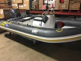 2017 Falcon Boats 450
