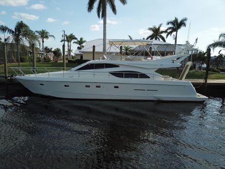 1999 Ferretti Yachts Sedan Bridge