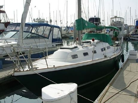 1979 Seafarer Sloop  w/Oceanside Slip