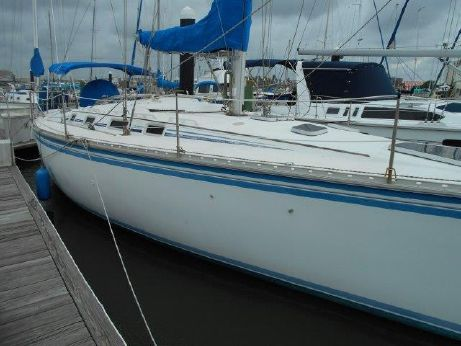 1986 Hunter 40 Legend