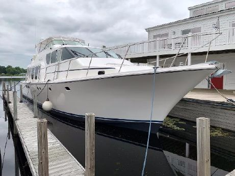 Pacific Mariner 65' Pilothouse