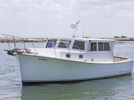 1976 Webbers Cove Trawler