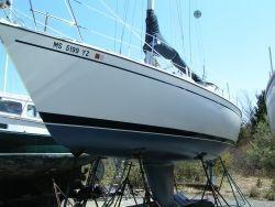 1985 Pearson 34 Sloop