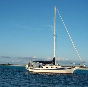 1986 Bayfield 36 Cutter