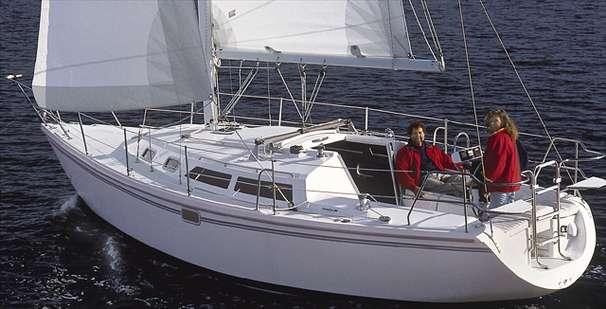 1994 Catalina 30 Mkiii Sail Boat For Sale
