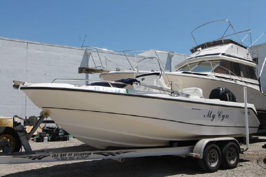 2007 Boston Whaler 21 Outrage
