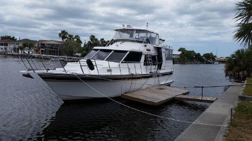 1990 Sea Master 48