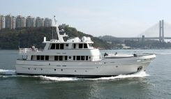 2016 Cheoy Lee Expedition Series Motor Yacht