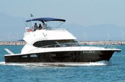 2008 Riviera 45 Flybridge