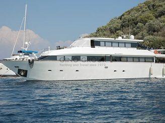 1996 Custom Motoryacht