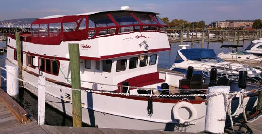 1986 Ocean Access Trawler Converted Whale Watcher