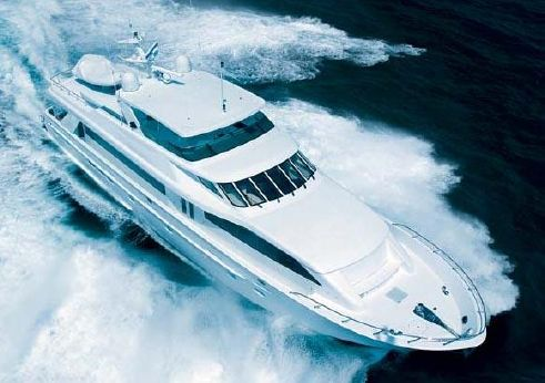 2009 Hatteras 100 Motor Yacht