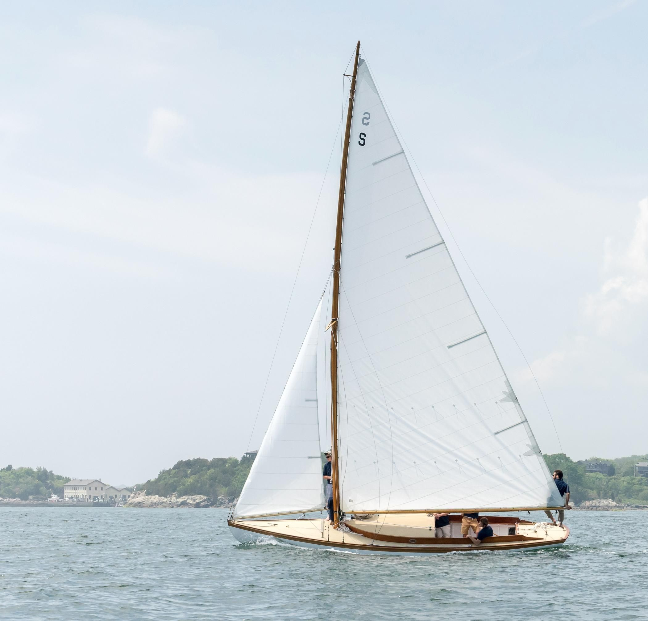 1925 Herreshoff S-Class Sail Boat For Sale - www.yachtworld.com