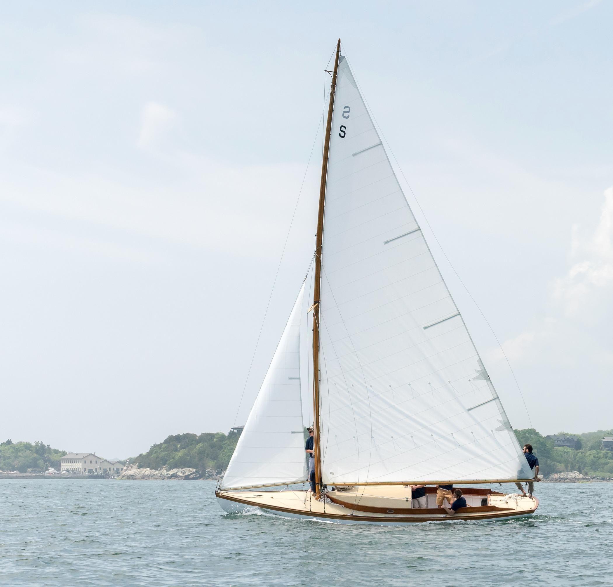1925 Herreshoff S-Class Sail Boat For Sale - www.yachtworld.com