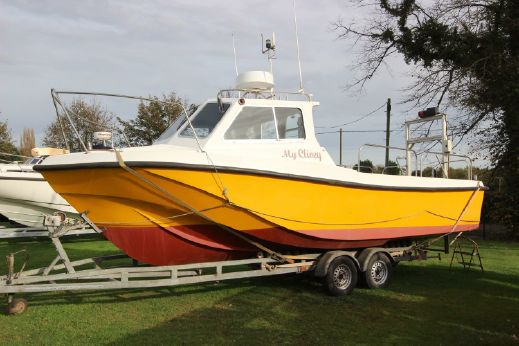2004 Offshore 25 Custom Dive Boat