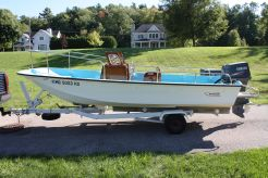 1971 Boston Whaler 17 Nauset