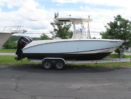 2007 Boston Whaler 240 Outrage
