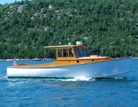 2007 Gannon And Benjamin Downeast Lobster Yacht