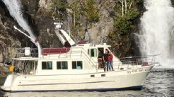2006 North Pacific 42 Pilothouse