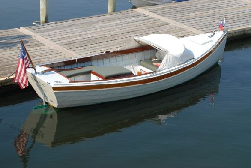 1995 Seabright Skiff built by Northriver Boatworks