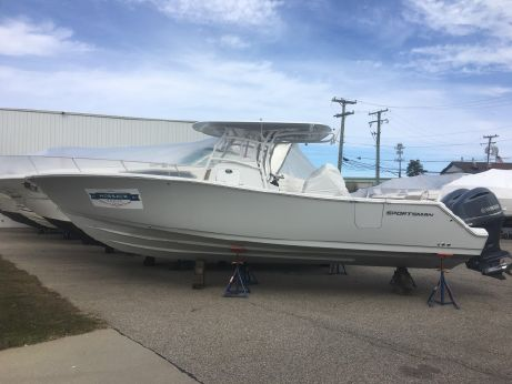 2017 Sportsman 312 Open